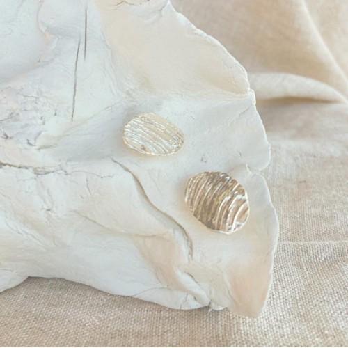 Sunday earrings | Silver