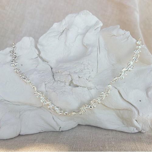 Pretty necklace | Silver