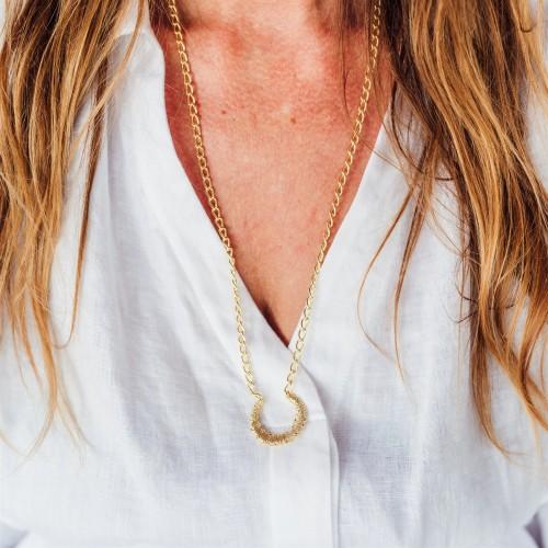 Collar de estupenda | Oro