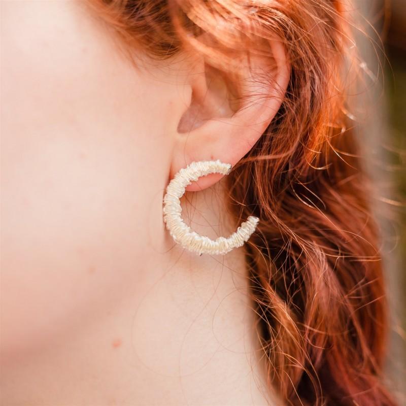 Stupendous earrings | Silver
