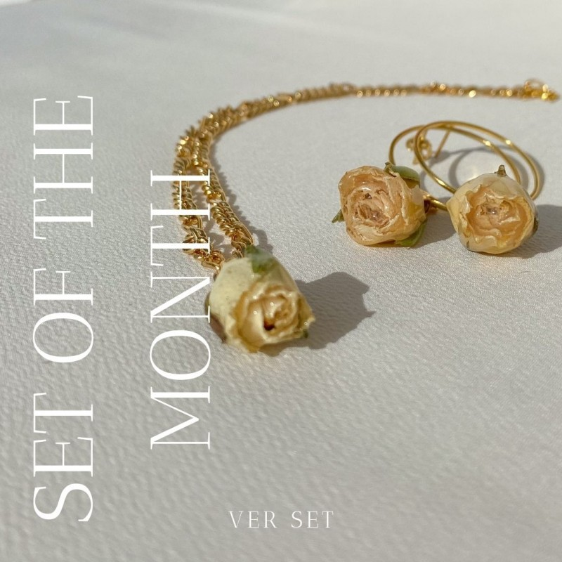 SET OF THE MONTH APRIL