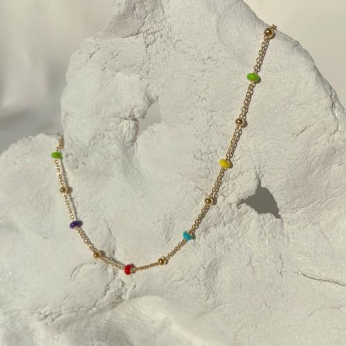 Colorín Colorado necklace
