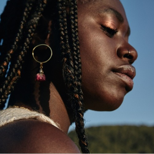 Pure Life Earrings| Gold